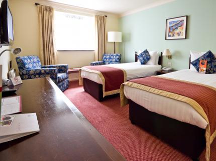 Oxford Abingdon Hotel - Laterooms