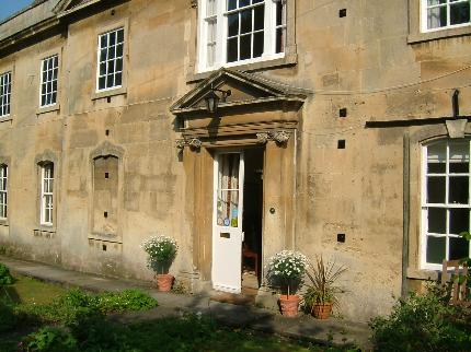 Eagle House at Bathford - Laterooms