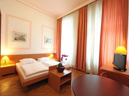 Hotel Marc Aurel - Laterooms