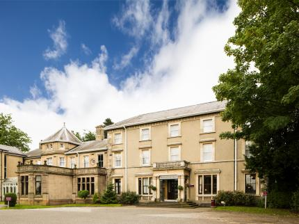Mercure Burton upon Trent Newton Park - Laterooms