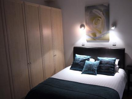 CityQuarters at Burne Jones House Serviced Apartments - Laterooms