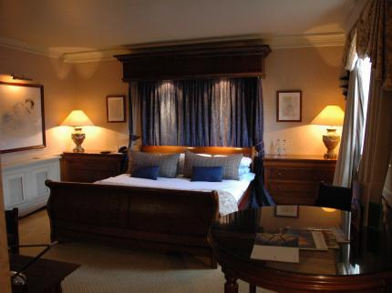 Brandshatch Place Hotel & Spa - Laterooms