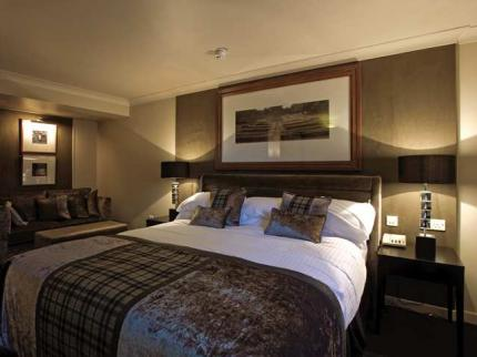 DoubleTree by Hilton Hotel Dundee - Laterooms