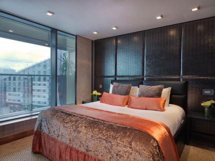 Radisson Blu Edwardian Manchester Hotel - Laterooms