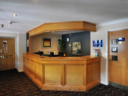 Best Western Stoke East - Laterooms