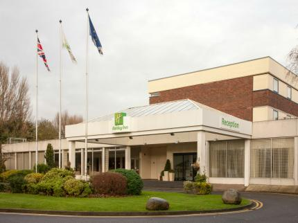 Holiday Inn LONDON - SHEPPERTON - Laterooms
