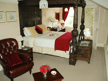 Cleeve Hill House Hotel - Laterooms