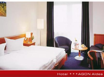 AGON Aldea Hotel - Laterooms
