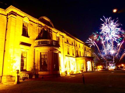 BEST WESTERN Beamish Hall Hotel - Laterooms