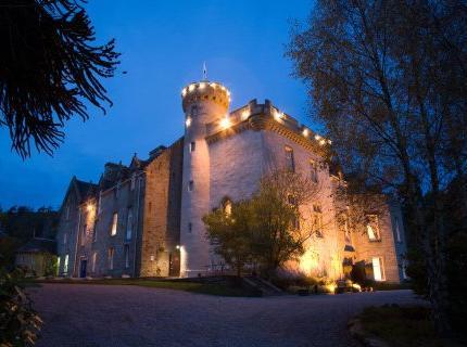 Tulloch Castle - a Bespoke Hotel - Laterooms