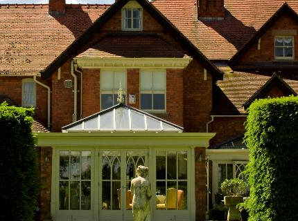 Old Vicarage Hotel & Restaurant - Laterooms