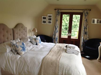 Great Ashley Farm B&B; - Laterooms