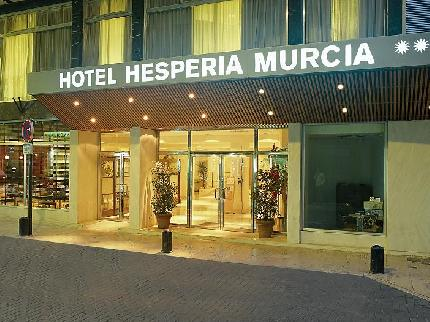 Hesperia Murcia - Laterooms