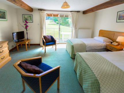 Cottesmore Golf & Country Club - Laterooms