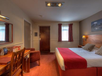Charnwood Arms - A Good Night Inn - Laterooms
