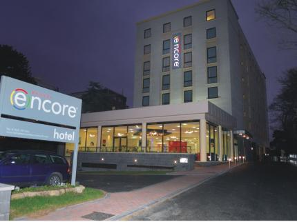 Ramada Encore Bournemouth - Laterooms