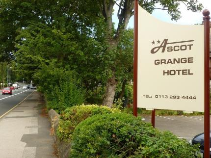 Ascot Grange Hotel and Voujon Restaurant - Laterooms