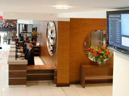 Mercure Bristol Holland House Hotel and Spa - Laterooms