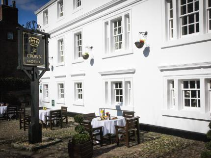 Crown Hotel, Wetheral - Laterooms